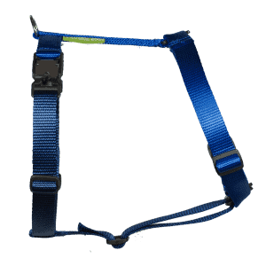 Duo-color tuigje koningsblauw-marineblauw
