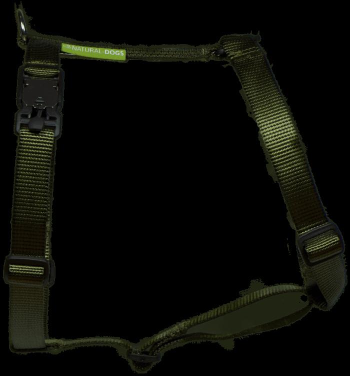 Single-color tuigje legergroen
