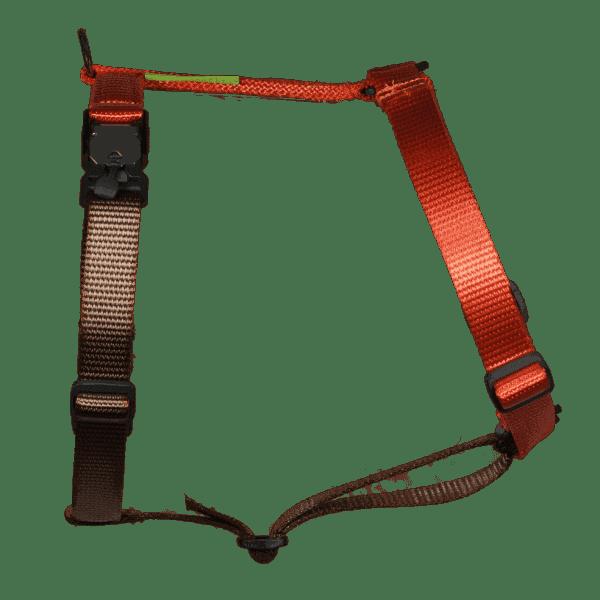 Duo-color tuigje roestoranje-bruin