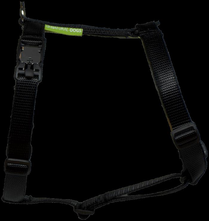 Single-color tuigje zwart