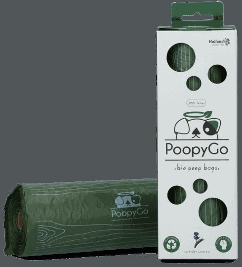 PoopyGo biologisch afbreekbare zakjes