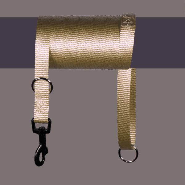 PolyAmide lijn in kleur beige