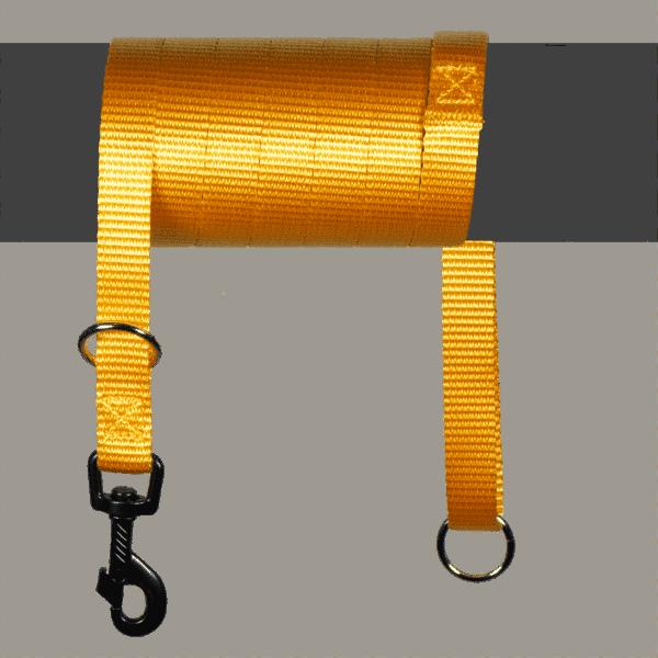 PolyAmide lijn in kleur citrus-geel