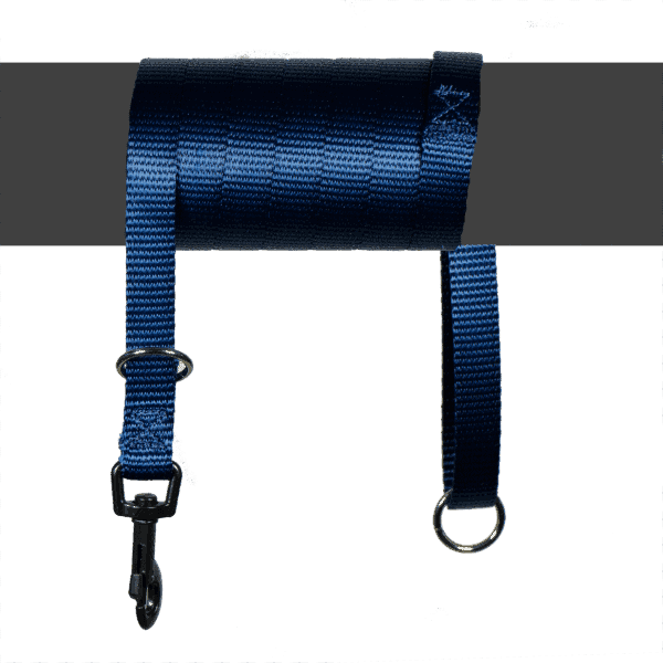 PolyAmide lijn in kleur marine blauw