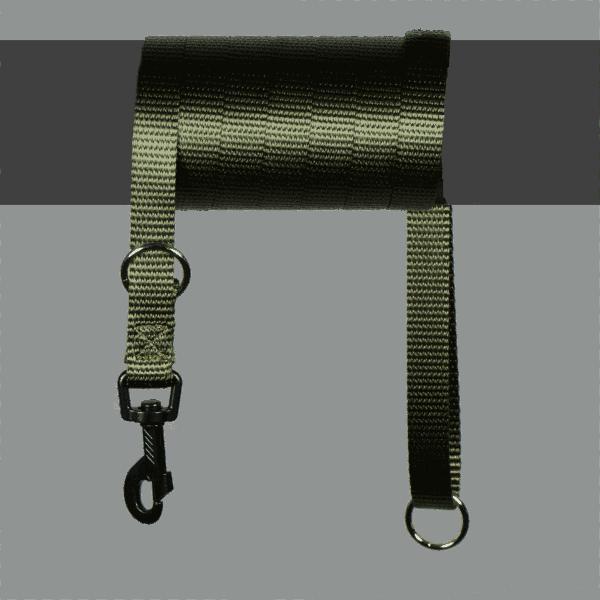 PolyAmide lijn in kleur legergroen