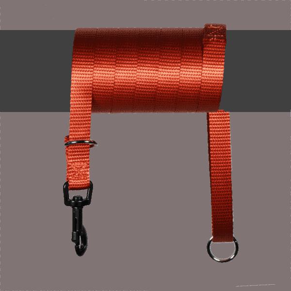 PolyAmide lijn in kleur roest oranje
