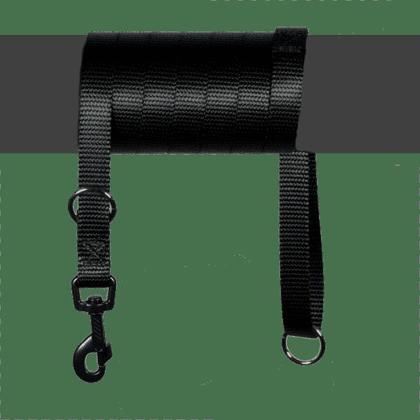 PolyAmide lijn in kleur zwart