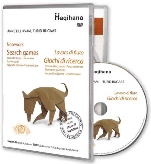 dvd van Turid Rugaas