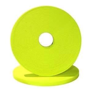 Biothane reflecterend geel
